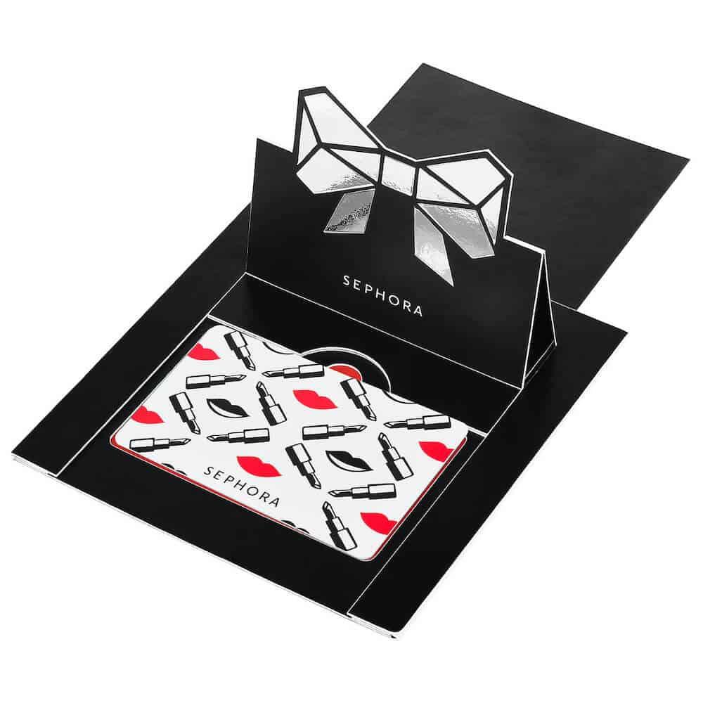 sephora beauty gift card