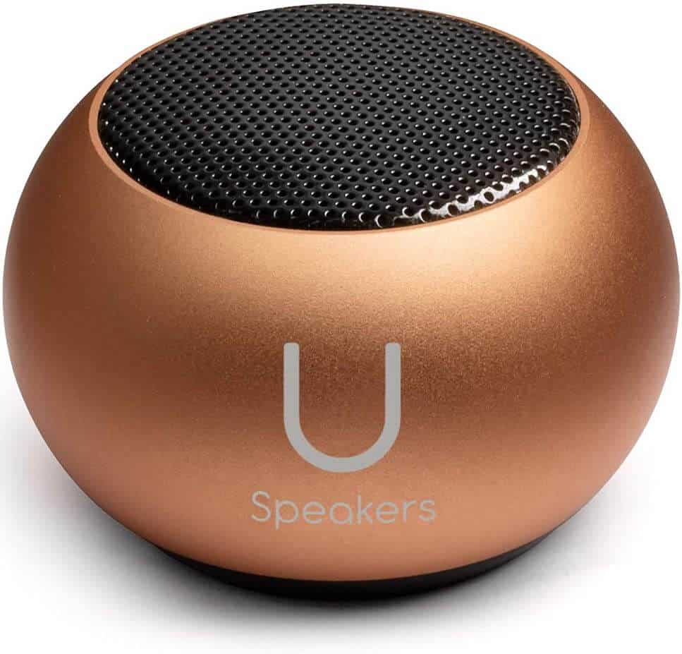 stylish portable bluetooth speaker for women that costs under 50 dollars