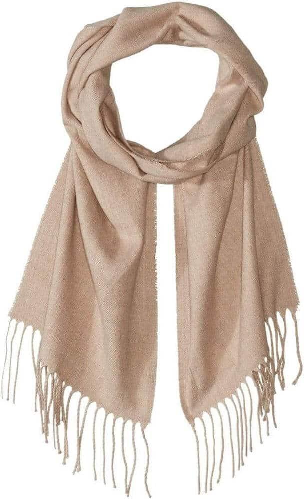 women's woven scarf gift