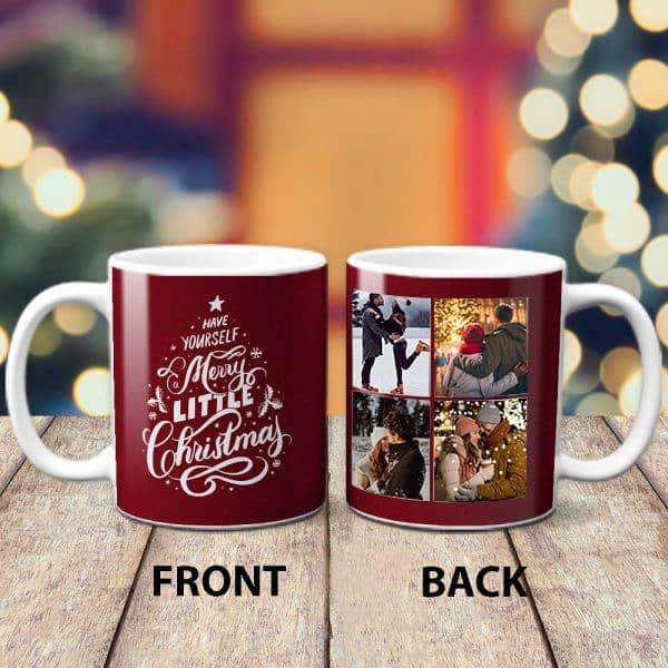 Have Yourself Merry Little Christmas Photo Mug