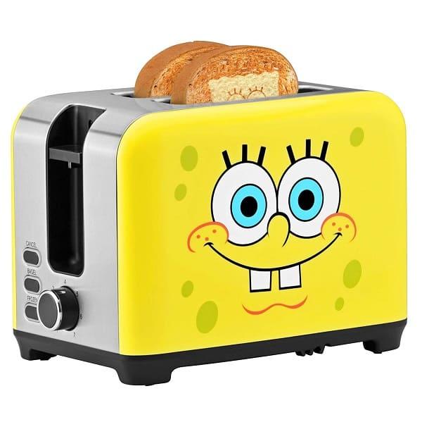 SpongeBob SquarePants 2-Slice Toaster