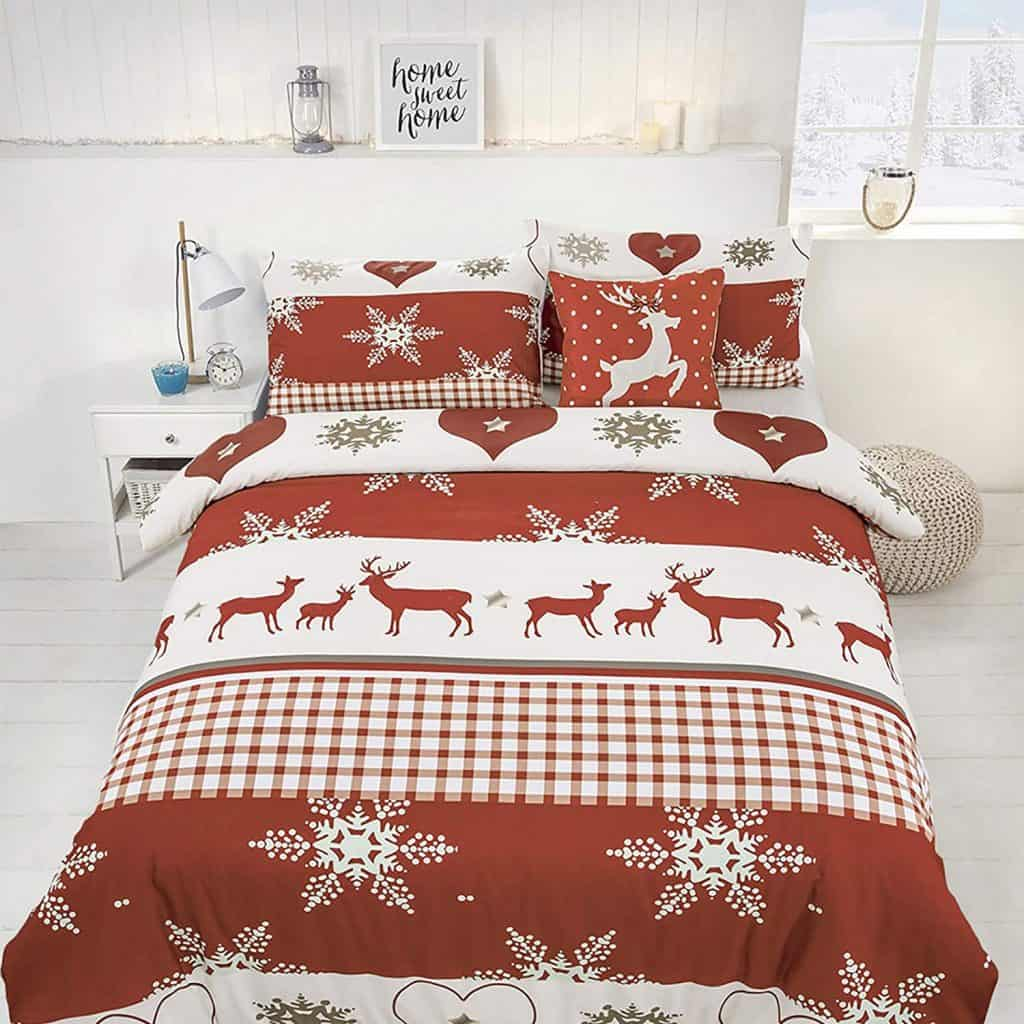 Christmas Bedding Sets Gifts for Newlyweds