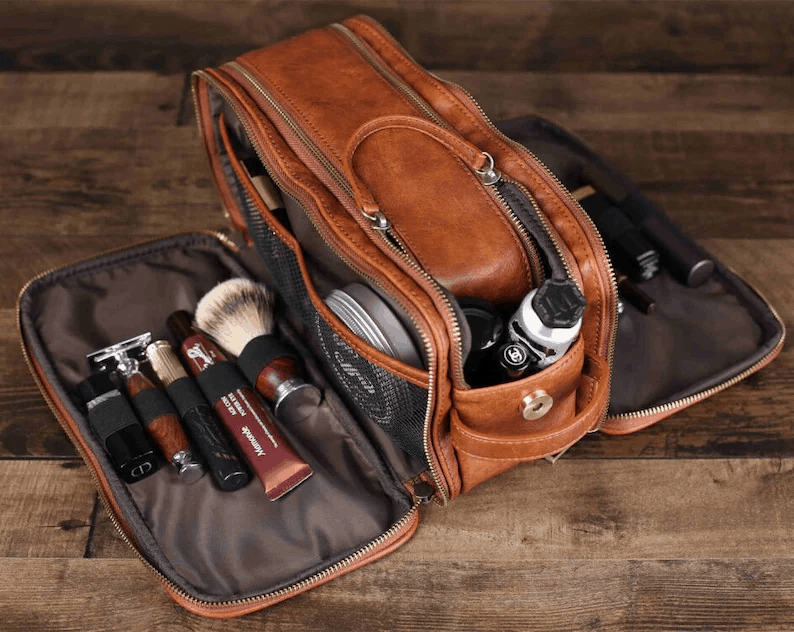 A Toiletry Bag for Him