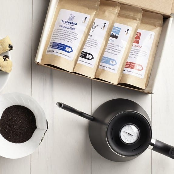 Bean Box Coffee Sampler - what to get a guy for secret santa