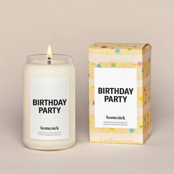 Birthday Party Candle 21st Birthday Gift Ideas