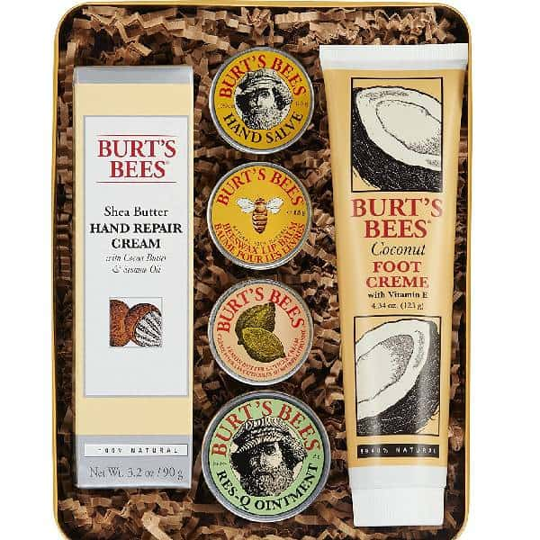 Burt's Bees Classics Gift Set Inexpensive Gifts For Coworkers