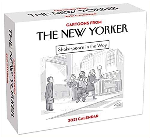 Cartoons from The New Yorker Calendar