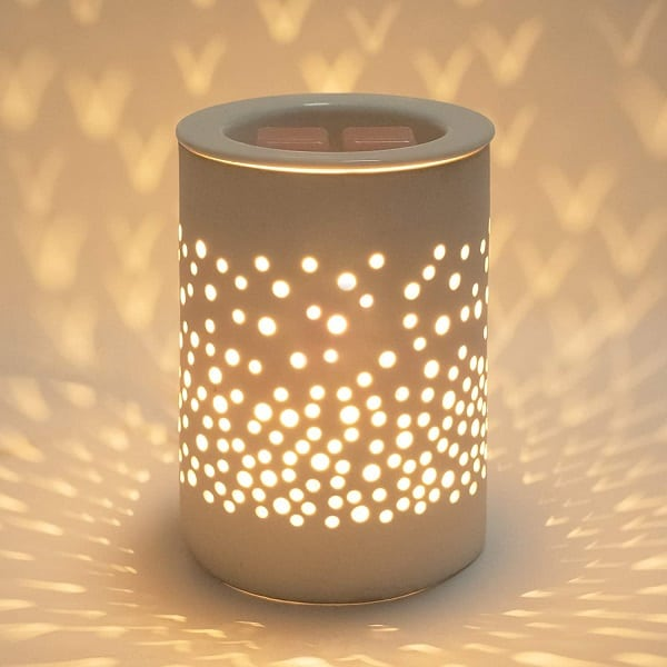Ceramic Electric Wax Melt Warmer practical gift on christmas