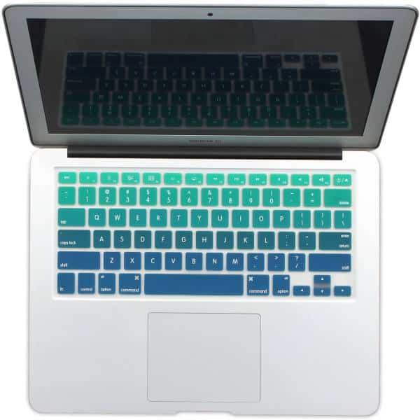 Colorful Keyboard Cover Inexpensive Gifts For Coworkers
