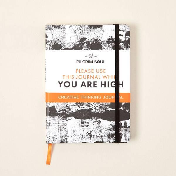Creative Thinking Journal 21st Birthday Gift Ideas