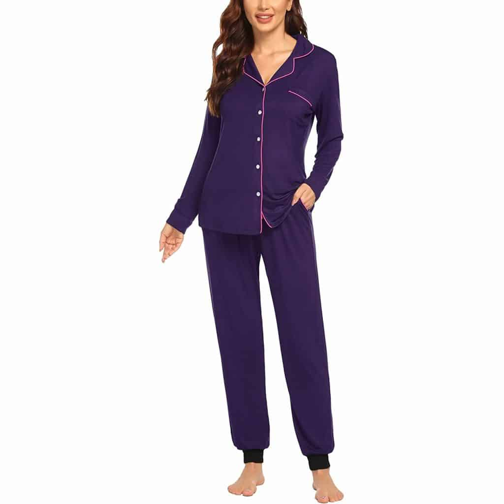 Christmas Gift Ideas - Ekouaer Pajamas Set