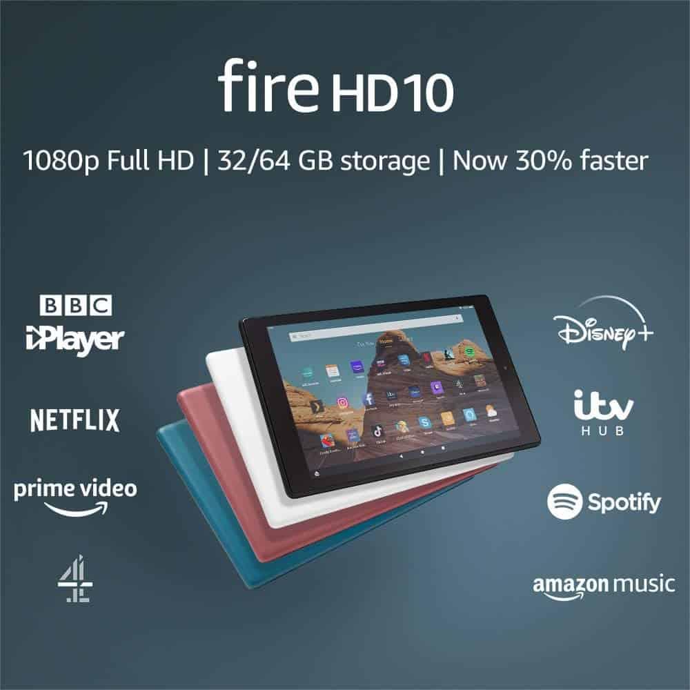 Christmas Gift Ideas - Fire HD 10 Kids Tablet