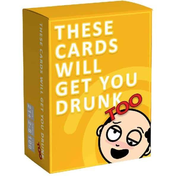 Fun Adult Drinking Game dirty santa gifts