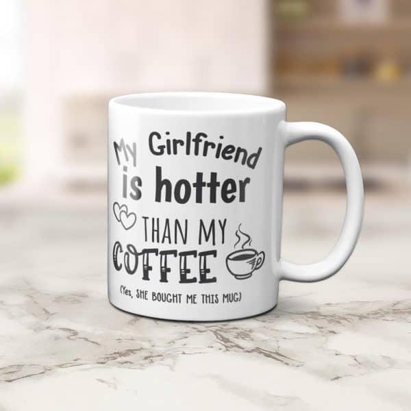 Funny Mug Christmas Gift For New Boyfriend