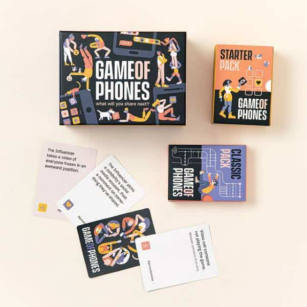 Game of Phones Inexpensive Gifts For Coworkers