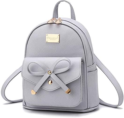Leather Backpack Mini