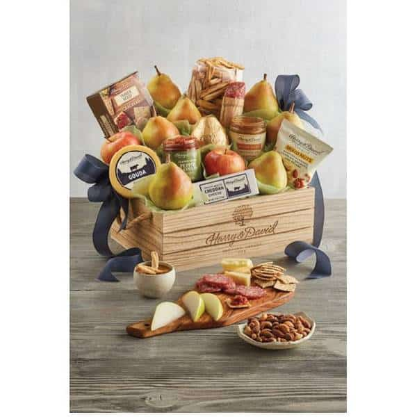 Grand Signature Basket last minute christmas gifts