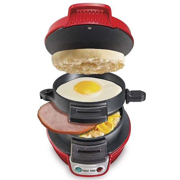 Breakfast Sandwich Maker thoughtful secret santa gift