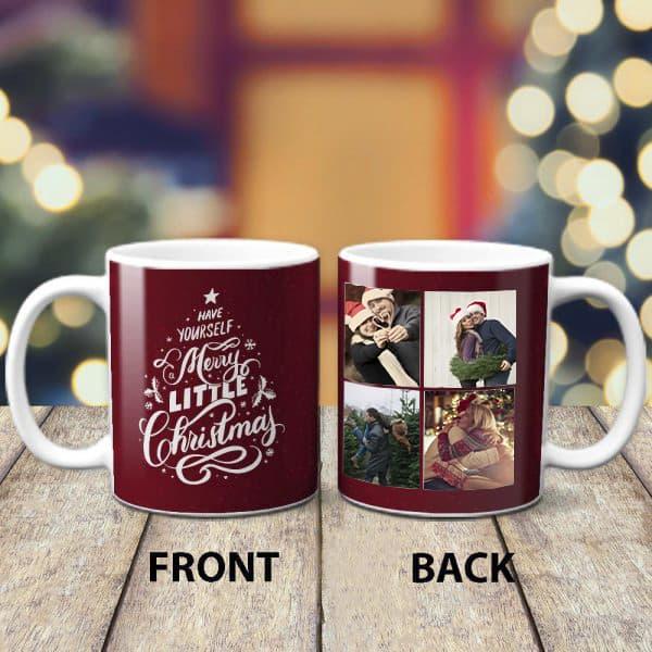 Personalized Mug for Newlyweds Couples