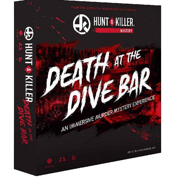 Immersive Murder Mystery Game dirty santa gifts