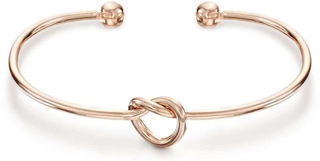 Infinity Love Knot Bracelet