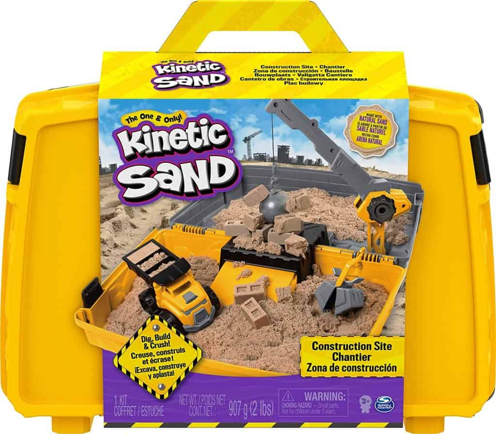 Kinetic Sand Sandbox Playset