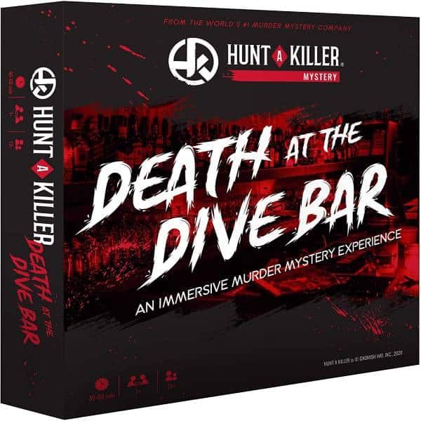 Murder Mystery Game last minute christmas gifts