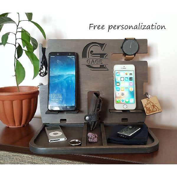 Phone Docking Station Christmas gifts for employees