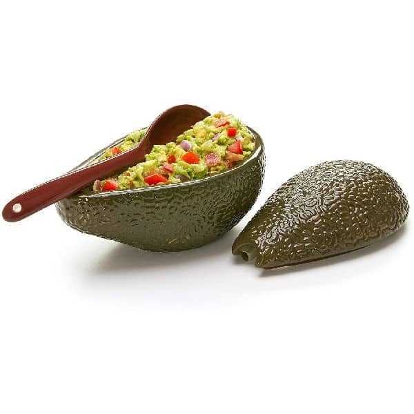 Prepworks by Progressive Guacamole Bowl with Spoon Inexpensive Gifts For Coworkers