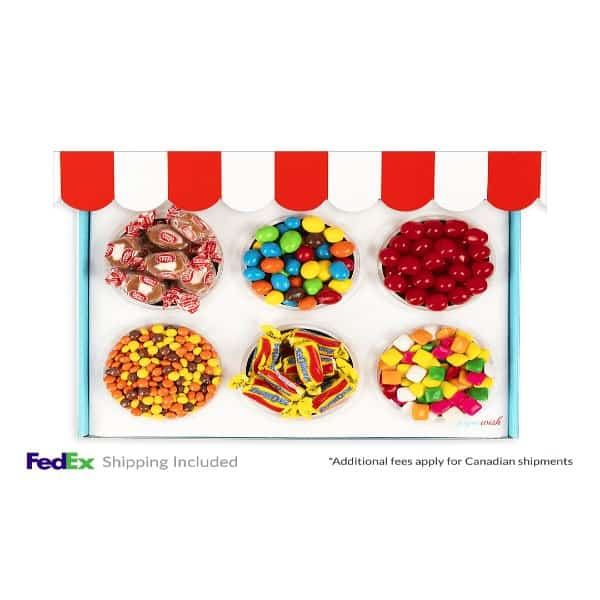 Sugarwish Candy Gift  christmas gifts for employees