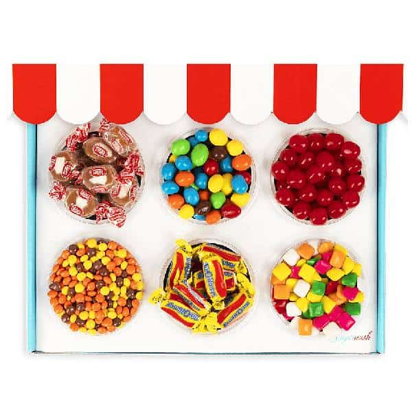 Sugarwish Candy Gift Inexpensive Gifts For Coworkers