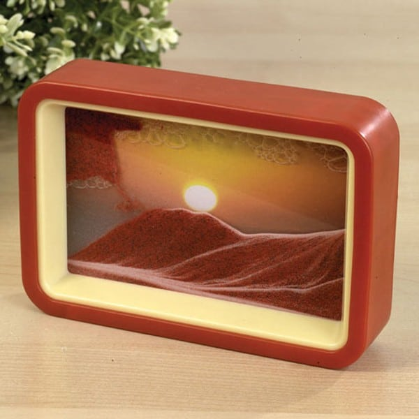 Sunset Sandscape Desk Accessory Inexpensive Gifts For Coworkers