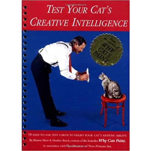 Test Your Cat's Creative Intelligence Book