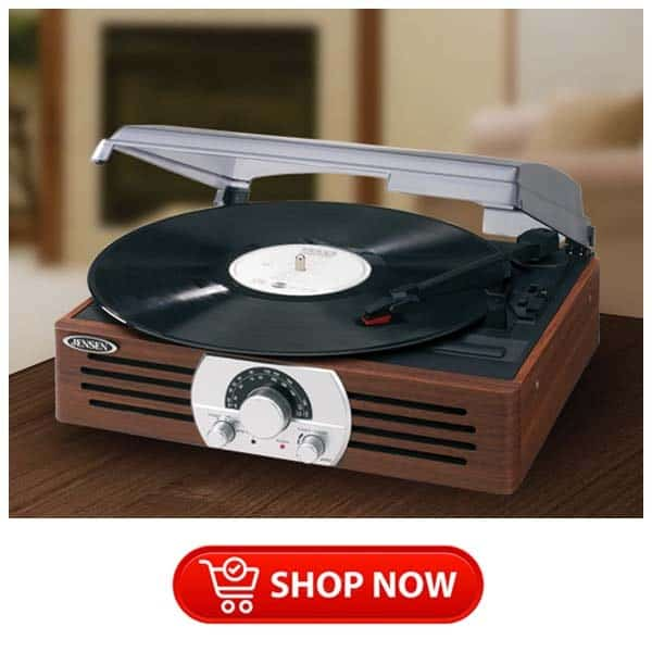 what to get parents for christmas: turntable