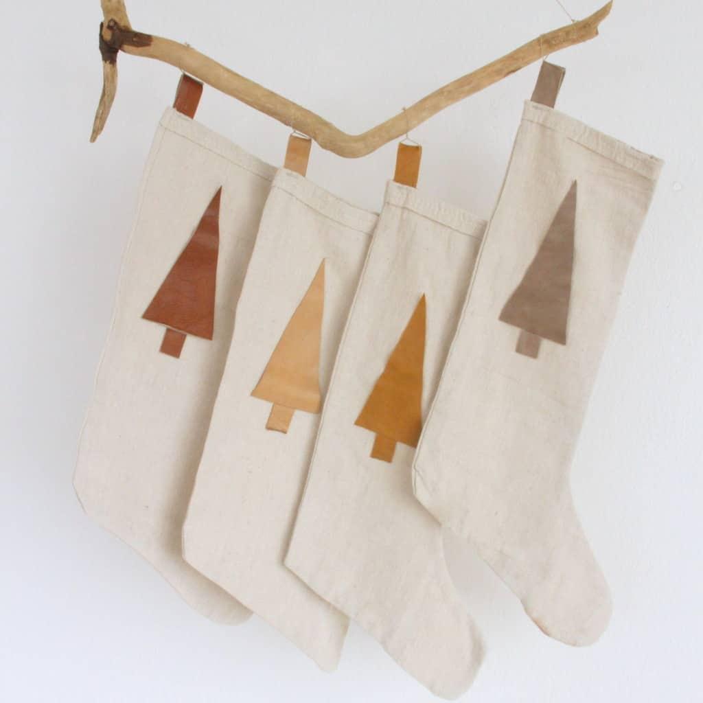 DIY Christmas Gifts - DIY Christmas Stockings