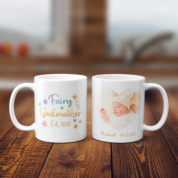 Fairy Mother Mug: fairy godmother gifts