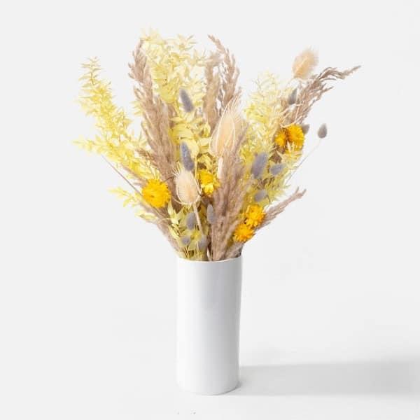 Dried Bouquet birthday gift for boyfriends mom