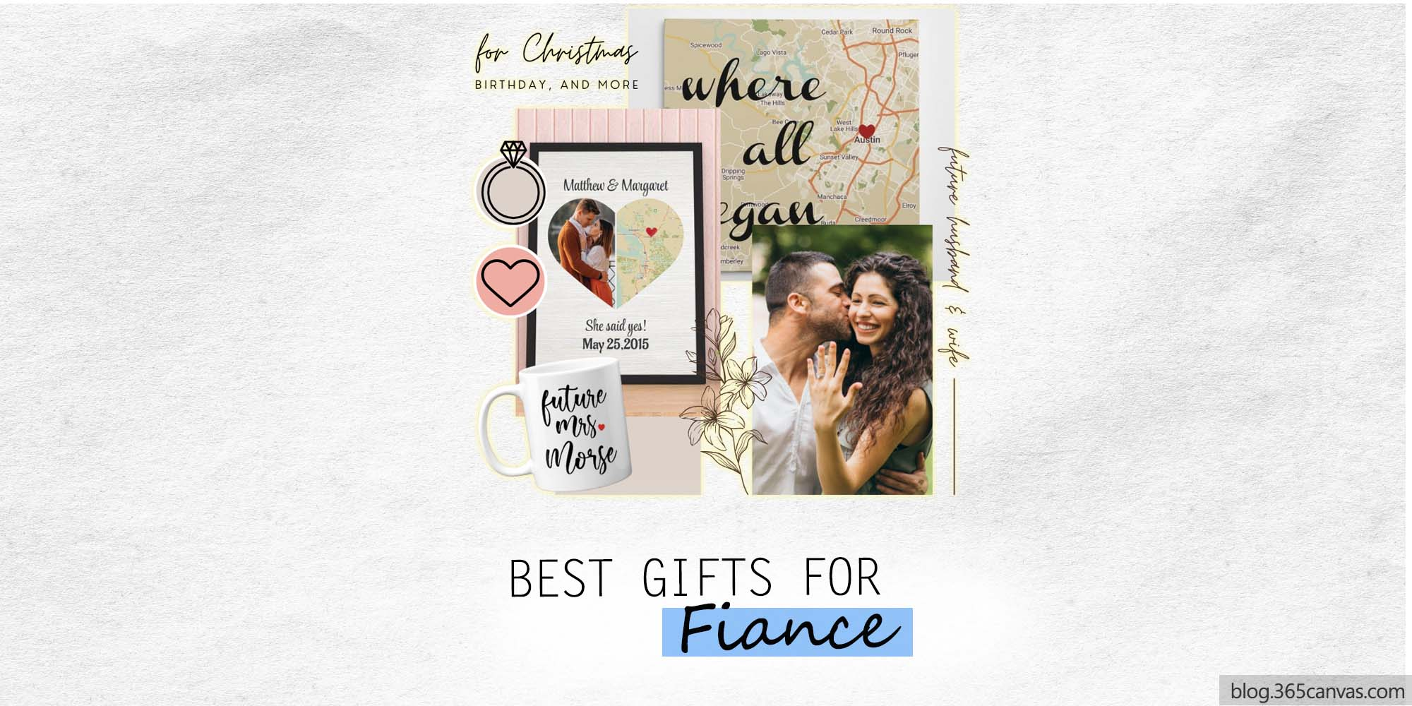 29 Best Gifts for Fiance This Holiday, Birthday & More (2021)