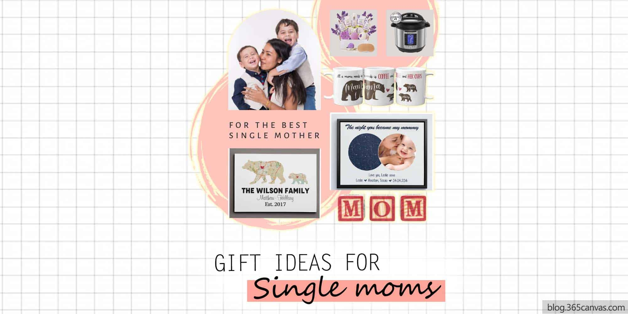 26 Best Gifts for Single Moms She's Sure to Love (2021)