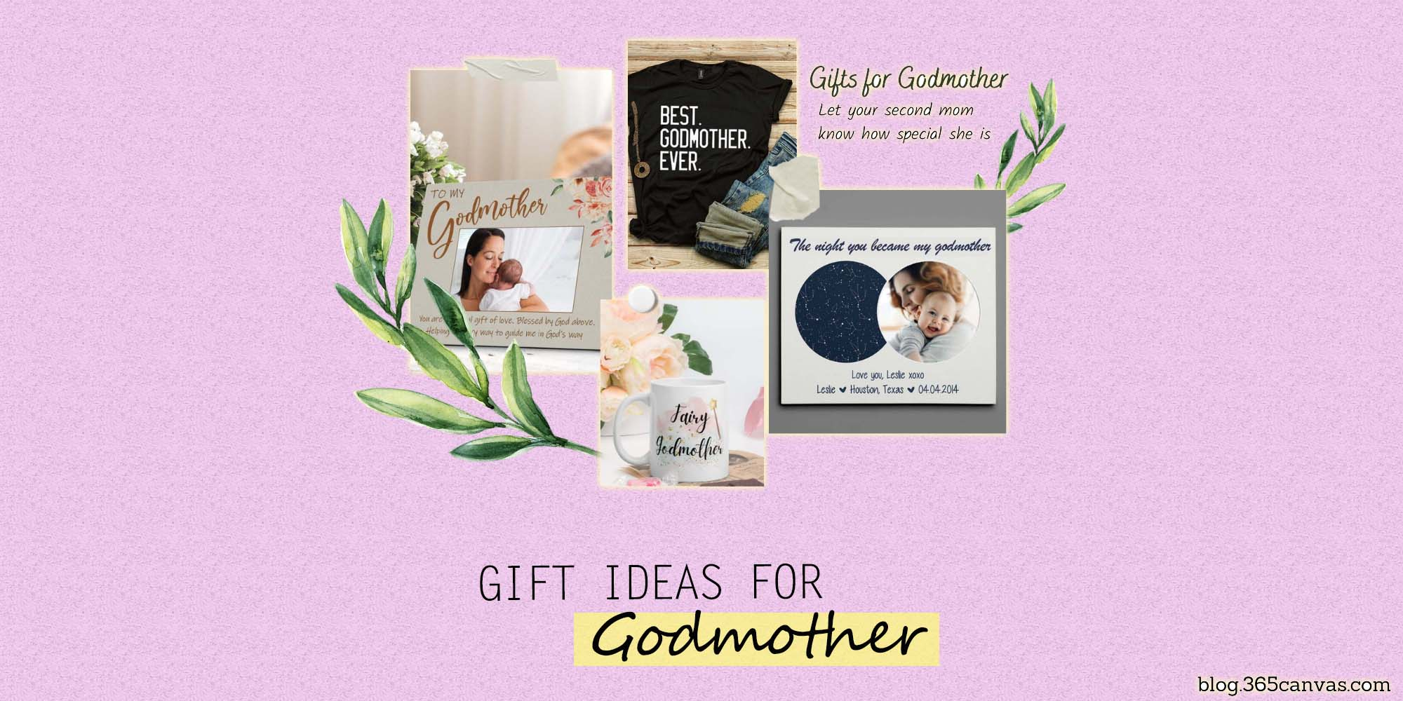 23 Godmother Gifts for The Special Second Mom (2021)