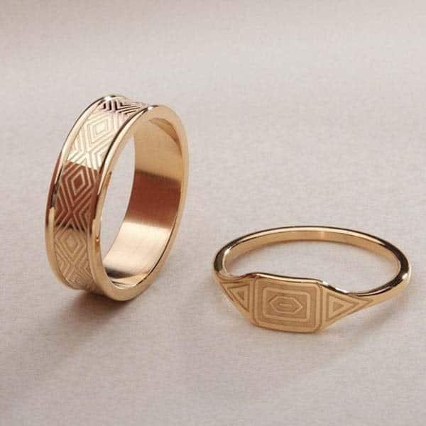 Golden Ring: Day 5 Five Golden Rings