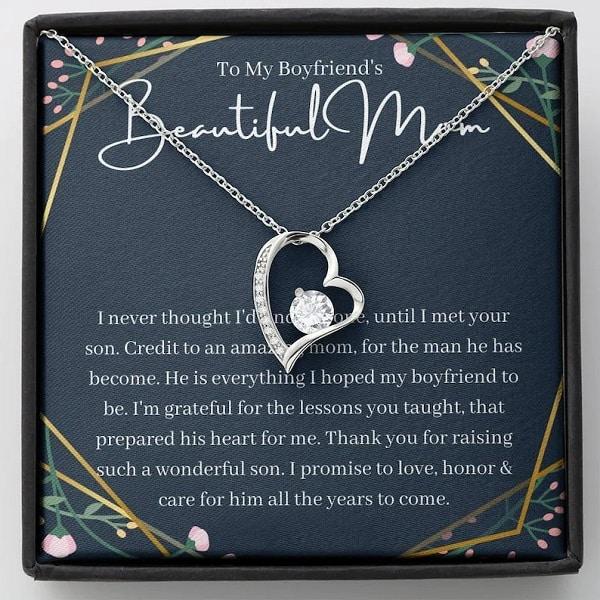 gift for your boyfriend's mom's birthday