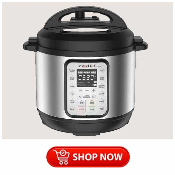 cooking gifts for mom and dad: instant pot duo