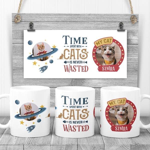 cat mug gifts