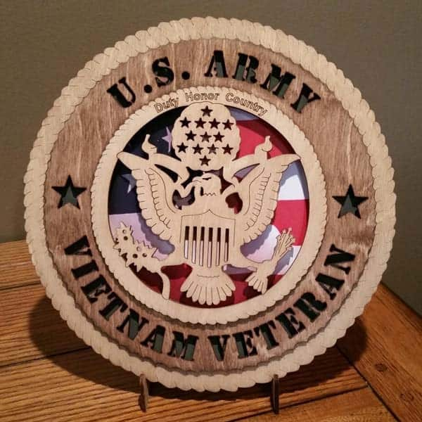 thank you gifts for vietnam veterans: Vietnam Veteran Wall Tribute