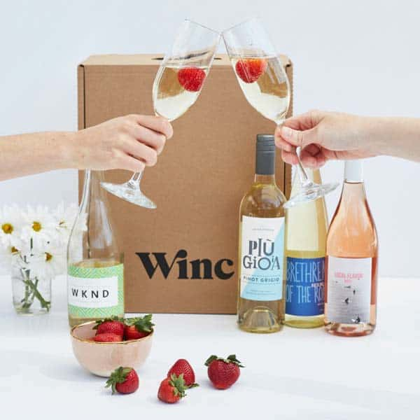 what to get your finace: Wine Subscription