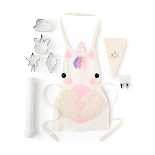 thank you gifts for baby shower hostess - Unicorn Cookie Baking Set