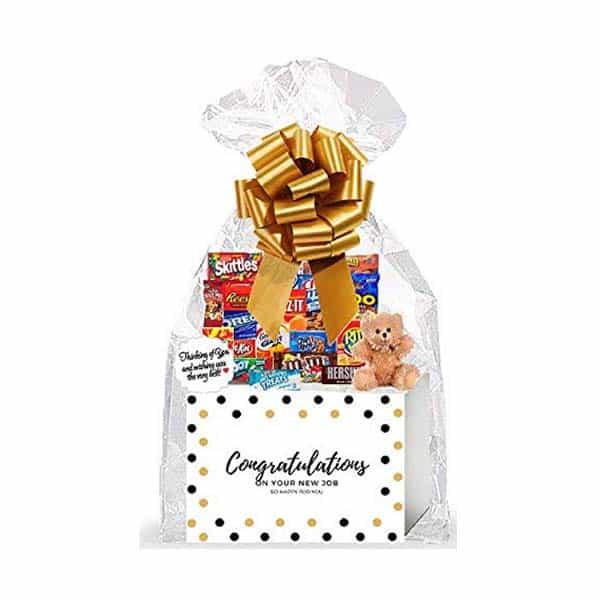 new job gift ideas: Congratulations Gift Box Bundle Set