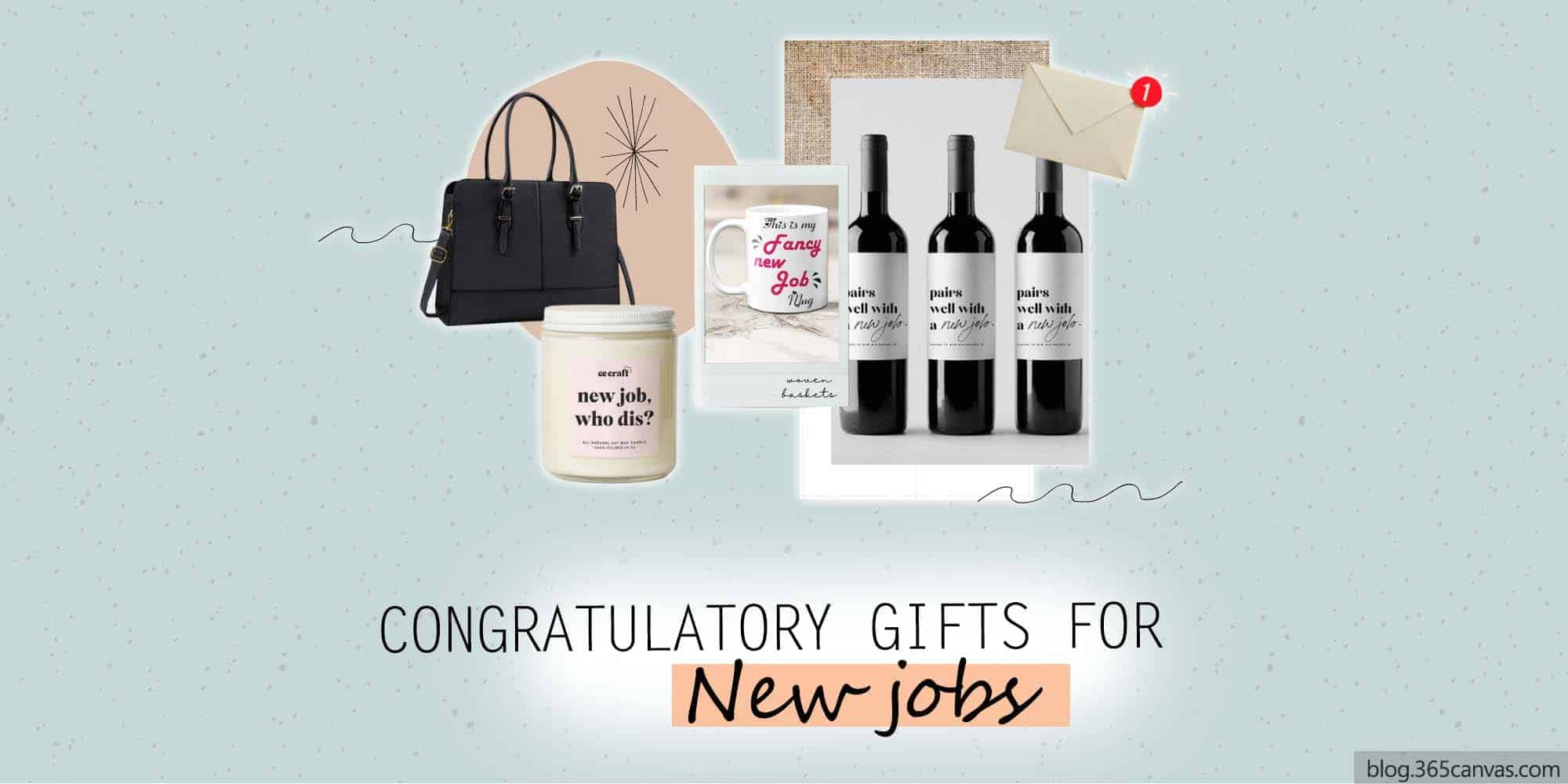 23 Congratulatory New Job Gift Ideas To Encourage Success (2021)