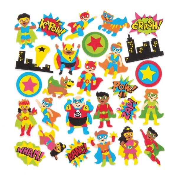 stickers Stocking Stuffers For Boys